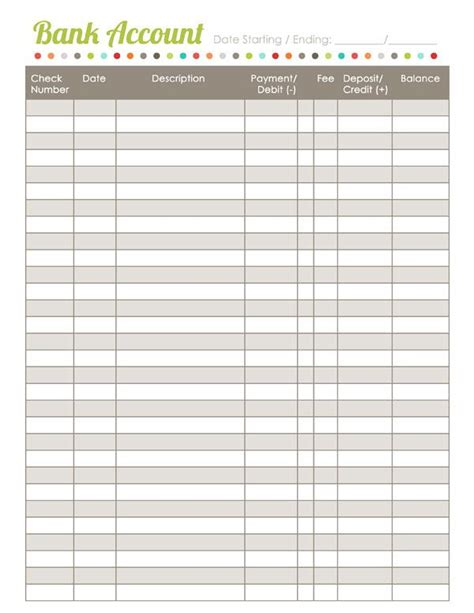 Banking Spreadsheet by 25 Best Ideas About Home Budget Spreadsheet On