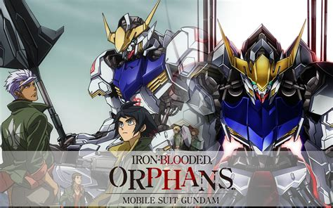 gundam orphans wallpaper mobile suit gundam iron blooded orphans wallpapers anime