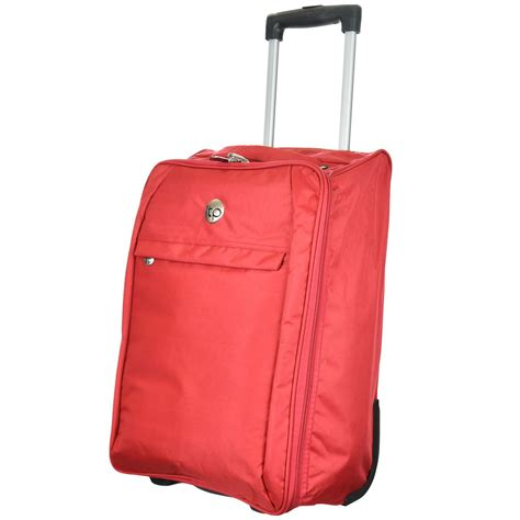 airline cabin luggage luggage trolley airline cabin flight zip bag wheeled