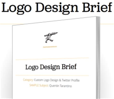 design brief logo logo design brief the ultimate guide for designers