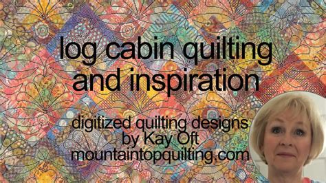 Log Cabin Layouts Ideas For Quilting Log Cabin Blocks Youtube