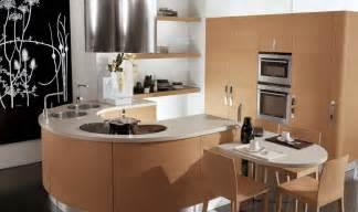 Charming Modele De Cuisine Provencale Moderne #3: Modele-de-cuisine-design-arrondi.JPG