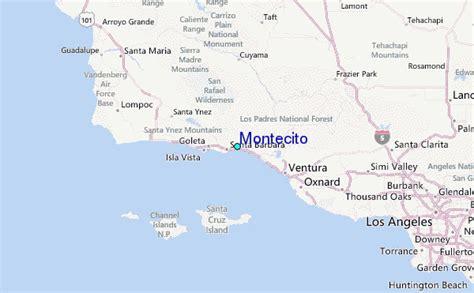Tide Table Santa Barbara by Montecito Tide Station Location Guide