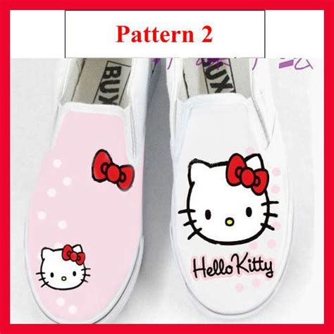 Girls Kitty And Toms On - 134 best hand painted shoes images on pinterest