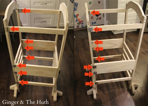 ana white  helper tower diy projects