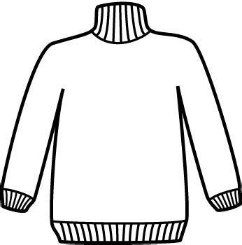 Templates Sweater Template