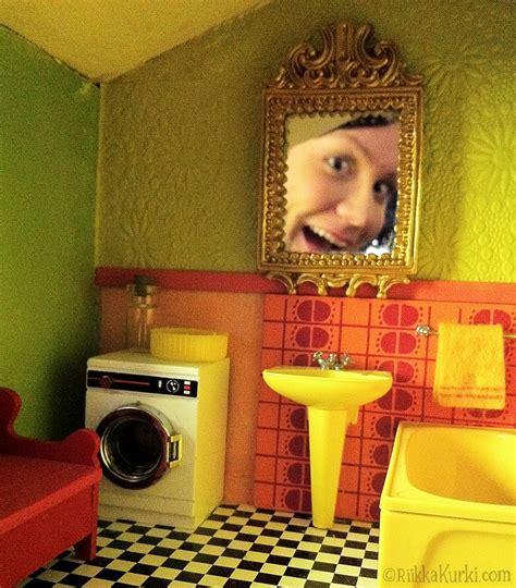miniature dollhouse bathrooms 41 best images about lundby on pinterest miniature