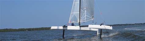 hydrofoil catamaran rc falcon catamarans productkennis bij theboatshop be
