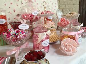 Sweet Buffet Table Ideas Bristol Vintage Wedding Fair Sweet Amp Pretty Weddings And