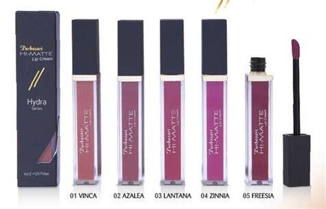Harga Make Up Purbasari Dan Gambarnya 56 harga lipstik purbasari matte review dan warna lengkap