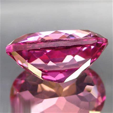 Pink Topaz Memo Id Lab Gri pink topaz mercury myst vapor gem resource international