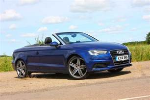 Cheap Audi Convertible The Best Cheap Convertible Cars Parkers