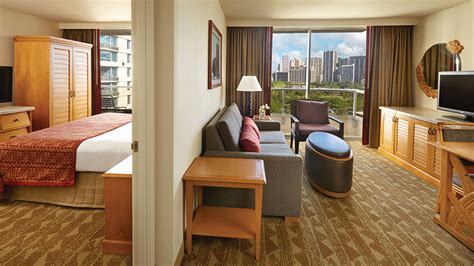 2 bedroom hotel suites oahu one two bedroom suites embassy suites waikiki