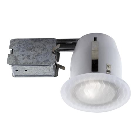 wet location shower light fixtures halo smd 5 in and 6 in white integrated led recessed