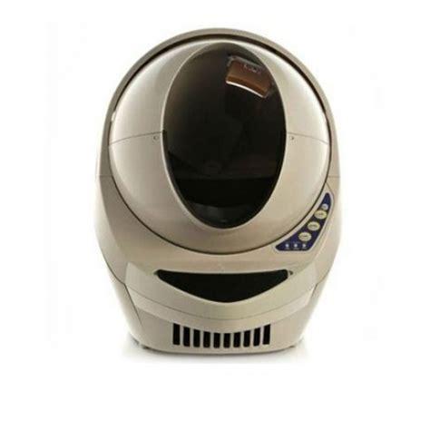 Cat Pc Computer Robot Pet Air Purifier by Litter Robot 3 Open Air Automatic Self Cleaning Cat Litter
