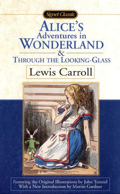through the books alice s adventures in through the looking