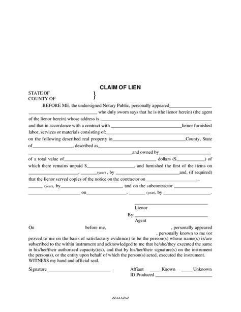 claim of lien hashdoc