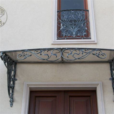 wrought iron awnings wrought iron canopy