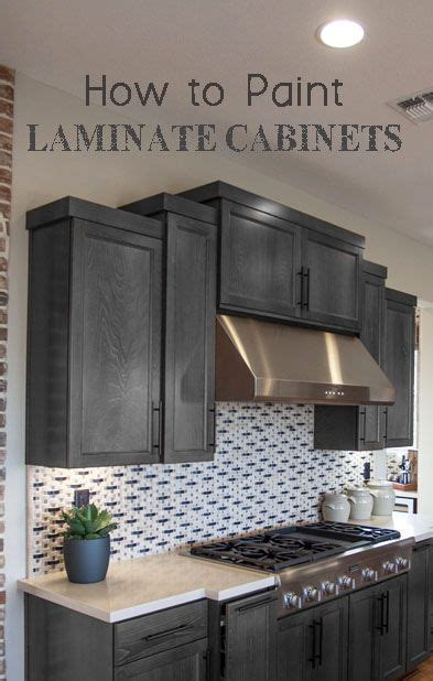 paint laminate kitchen cabinets how to paint laminate cabinets paint laminate cabinets laminate cabinets and kitchens