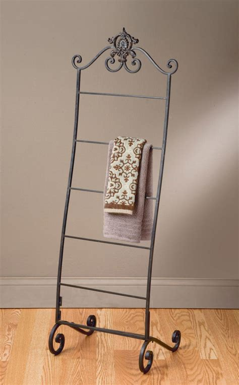 Stand Up Towel Rack by Bathroom Standing Towel Rack Exles For Better