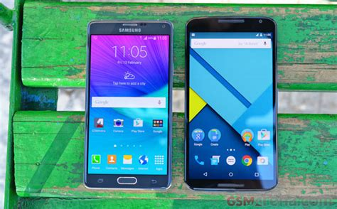 samsung galaxy note 7 vs note 4 what s the difference and should i upgrade nexus 6 vs galaxy note 4 gsmarena tests