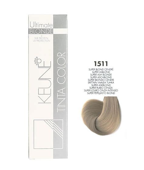 kuene boja keune tinta color 1511 ultimate blonde bella parfimerija