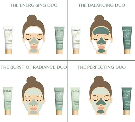 How To Use Brown Instant Detox Mask by Stylelab Caudalie Masks Stylelab