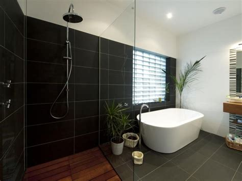 small bathroom ideas australia salle de bain ardoise naturelle et chic