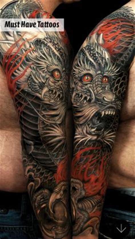 love tattoo kidderminster very detailed dragon tattoo half chest half shoulder