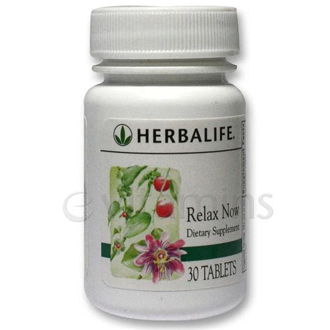 Herbalife 10 Day Detox Price by Herbalife Relax Now 30 Tablets Evitamins