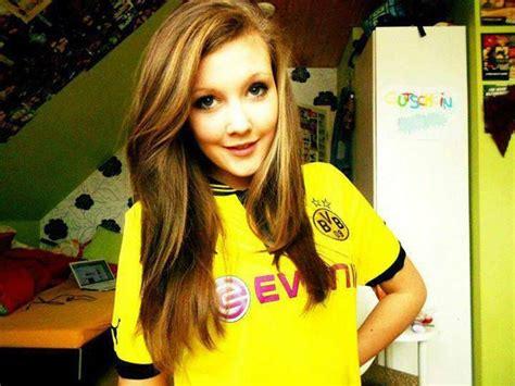 borussia dortmund girl soccer girl football girls