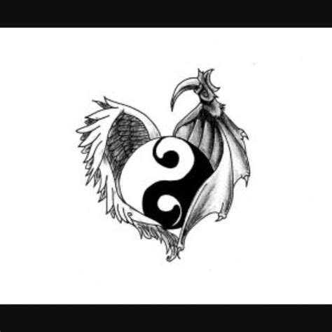 23 best yin yang tattoo designs images on pinterest