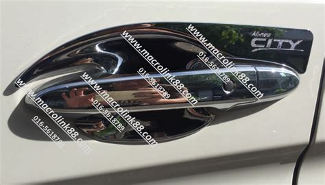 Cover Handle Hrv Jsl Quality honda new city 2014 door handle cover bowl cover macrolink