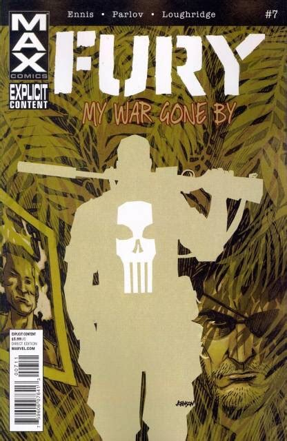 libro fury max my war fury max 4 my war gone by issue 4 if we was meant to be cowboys issue