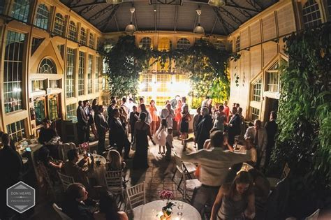 Rawlings Conservatory Wedding   Baltimore Wedding Venues