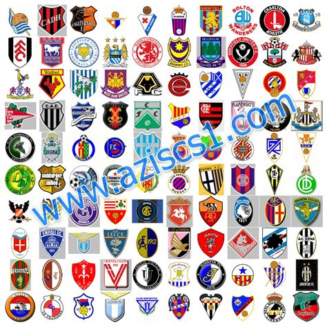 Vandel Club Bola Semua Liga kumpulan logo klub sepakbola liga dunia paling lengkap pluspedia