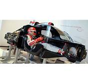 On Location Audi R18 Cutaway Display In Pictures