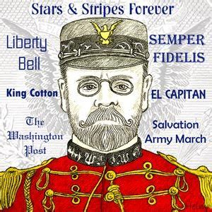 biography listening exercises biography of john philip sousa 1854 1932 american