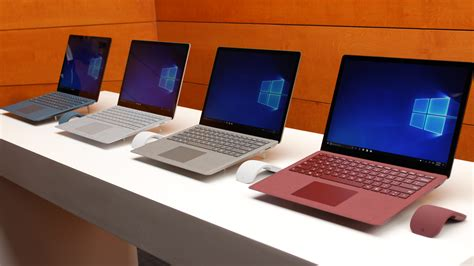 color laptop surface laptop with i7 will soon be offered in