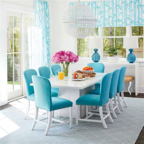 coastal living dining rooms htons showhouse dining room beach house dining rooms