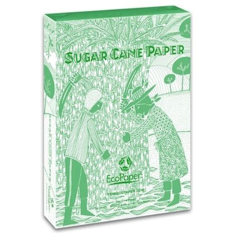 How To Make Paper From Sugarcane Waste - 8 5 x 11 20 lb tree free multi purpose sugar copy