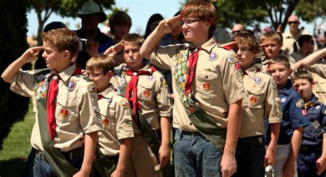 boy scounts of america is a scout s honor enough cbell observer