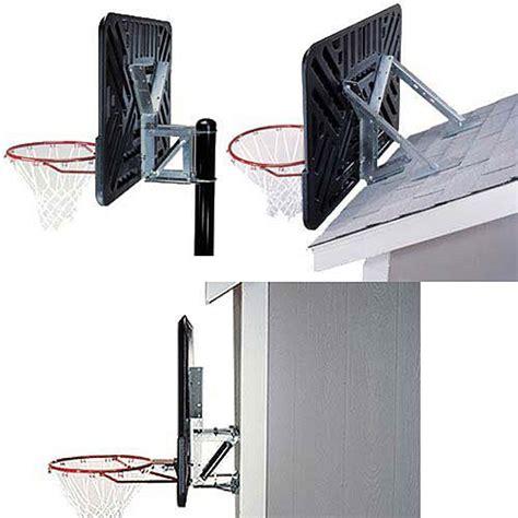 Basketball Backboard Garage Mount by Garage Mount Basketball Hoop 2017 2018 Best Cars Reviews