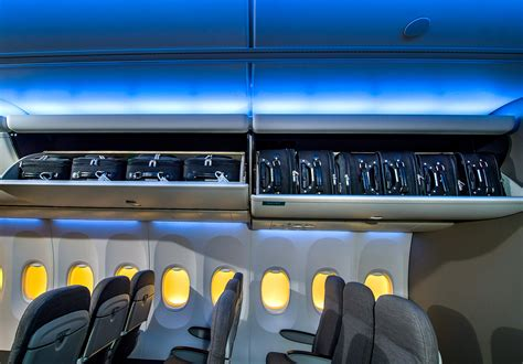 New Kode 777 Organizer boeing s new overhead bins hold 50 percent more bags wired