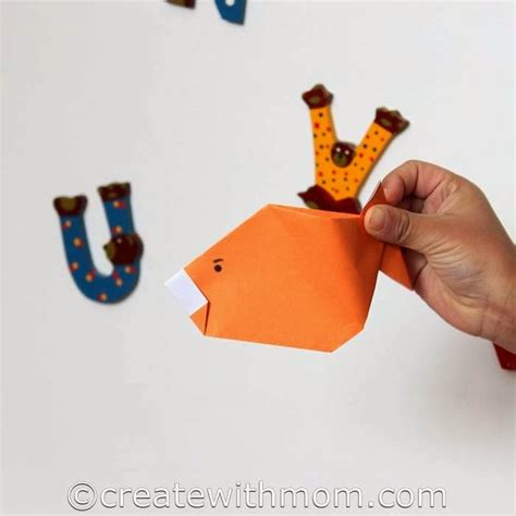 Cool Origami Toys - create with origami toys fish and bird