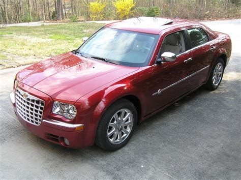 chrysler 300c heritage edition new 2007 inferno chrysler 300c heritage edition