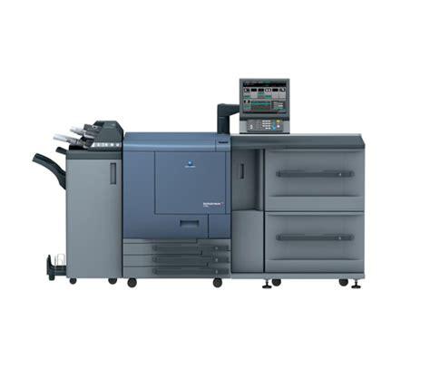 Mesin Fotocopy Warna Konica Minolta jual konika minolta bizhub press c70ch harga spesifikasi multikaweb mitra belanja kantor