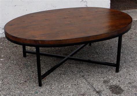 Retro Oval Coffee Table Retro Oval Coffee Table Coffee Table Design Ideas