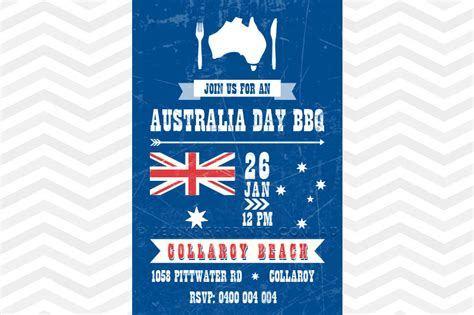printable invitations online australia australia day bbq invitation jellyfish prints