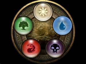 magic color combinations what is the best color in mtg